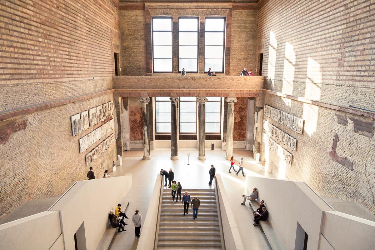 Das schönste Museum der WeltDas zweite Leben des Neuen Museums in Berlin