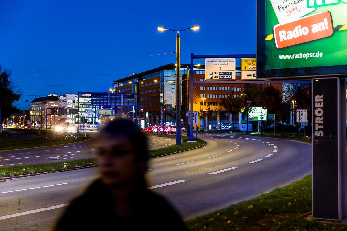 Chemnitz – auf der Suche nach der verlorenen Urbanität