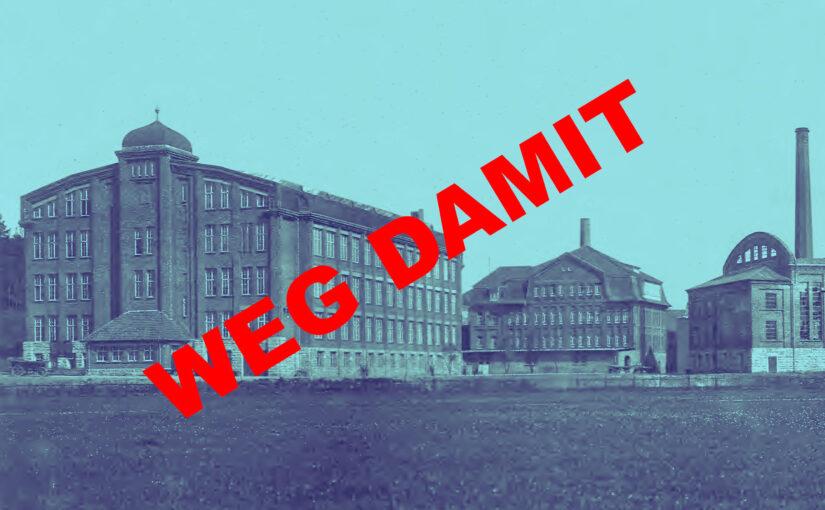 Mehr Schande als Fleck? Die Verachtung historischer Bausubstanz und die Ideologie der Moderne in Deutschland