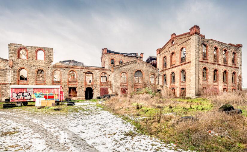 Hier will ich wohnen! Die Alte Schokofabrik ist eine Riesenchance für Greußen.